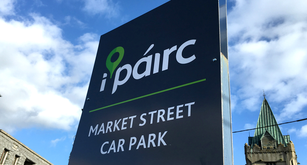 IPairc Market Street Car Park Galway