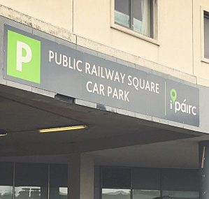 IPairc Railway Square Car Park Waterford