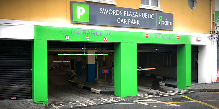 IPairc Swords Plaza Public Car Park