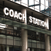 IPairc Coach Station