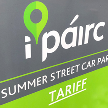 IPairc Court House Parking Limerick