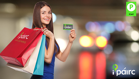 IPairc Top Up Card - Swipe & Go