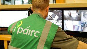 IPairc Control Room