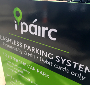 IPairc Apple Market Cashless Parking
