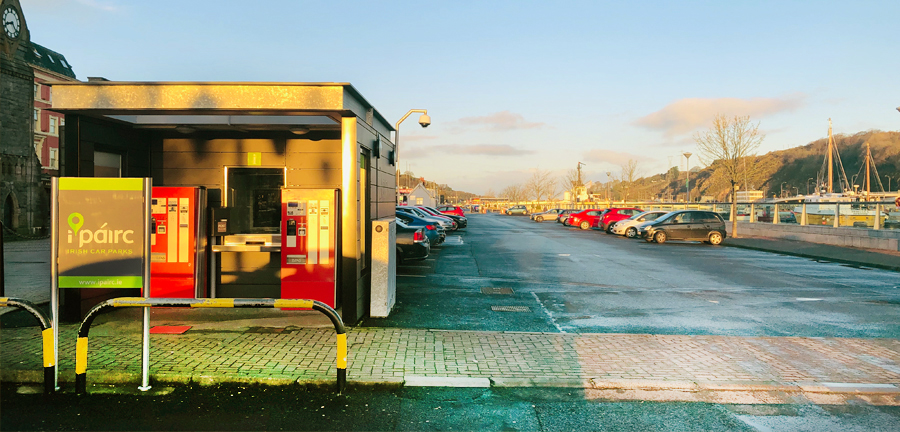 IPairc Clock Tower Car Park Waterford