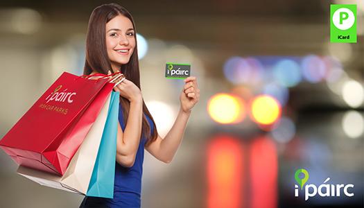 IPairc Top Up Card - Swipe & Go